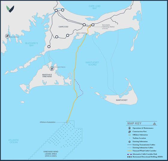 Biden Set to Advance Offshore Wind Farm Near Martha's Vineyard