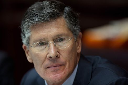 CIT Group Inc. Chief Executive Officer John Thain Interview