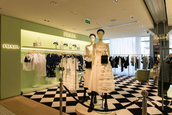 Landmark Parisian Store Reopens in City Short of Tourists