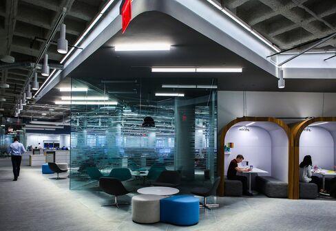JPMorgan Chase & Co.'s. new technology hub.