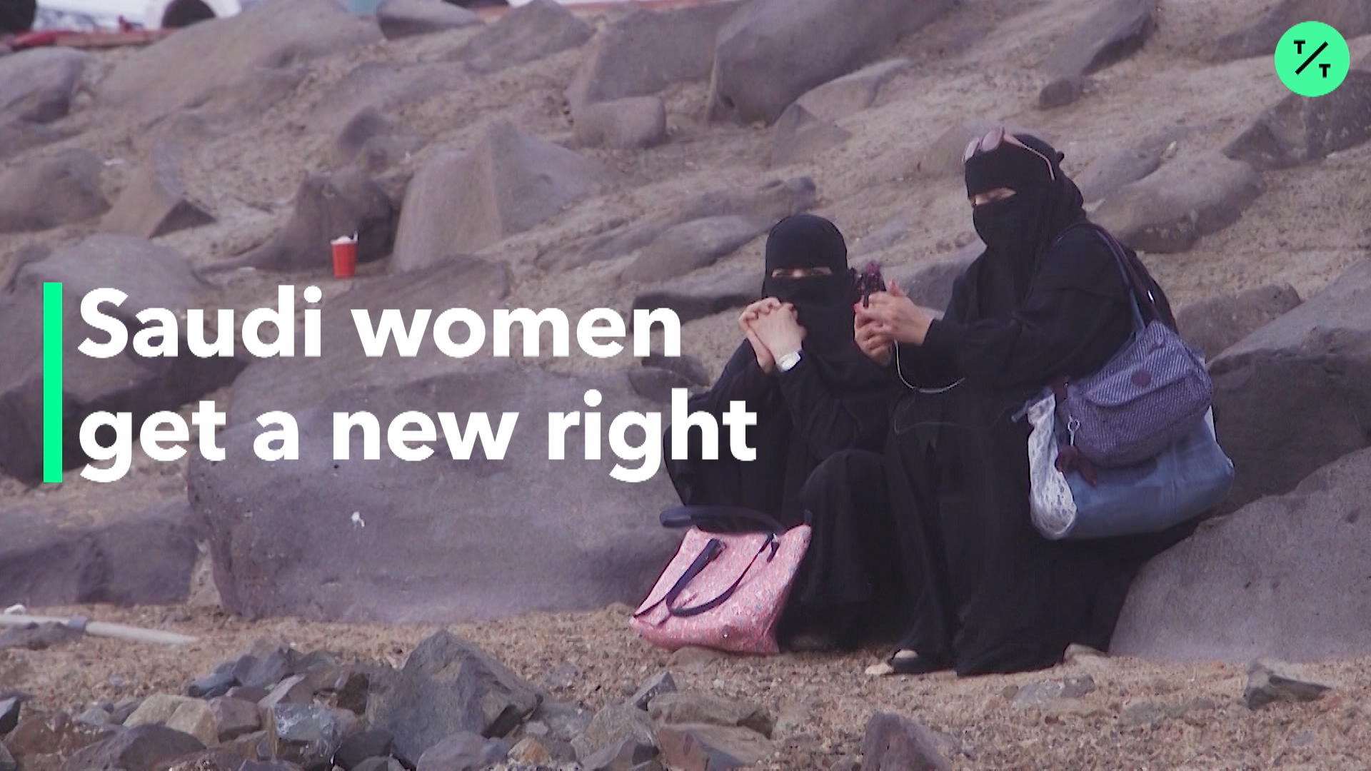 Saudi Women Can Now Travel Freely