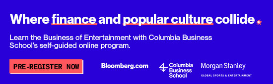 Columbia's Business of Entertainment