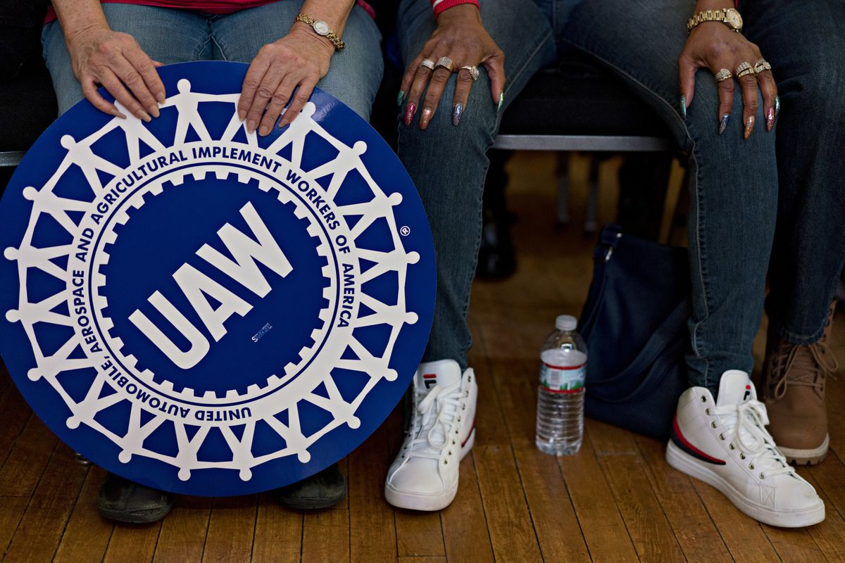UAW President's Regional Successor Charged for Embezzlement