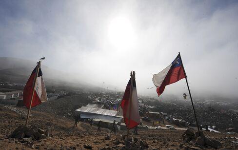 Trapped Chile Miners Prepare for Coming Rescue
