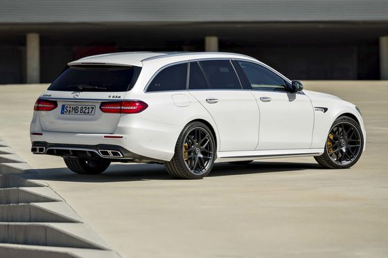 This Station Wagon Is The Most Exclusive Mercedes You Can Buy
