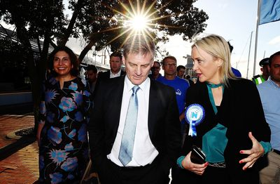 New Zealand's English Seeks to Form Government With N.Z. First ...