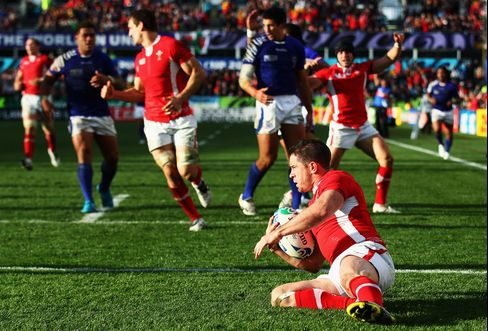 Wales Rebounds at Rugby World Cup