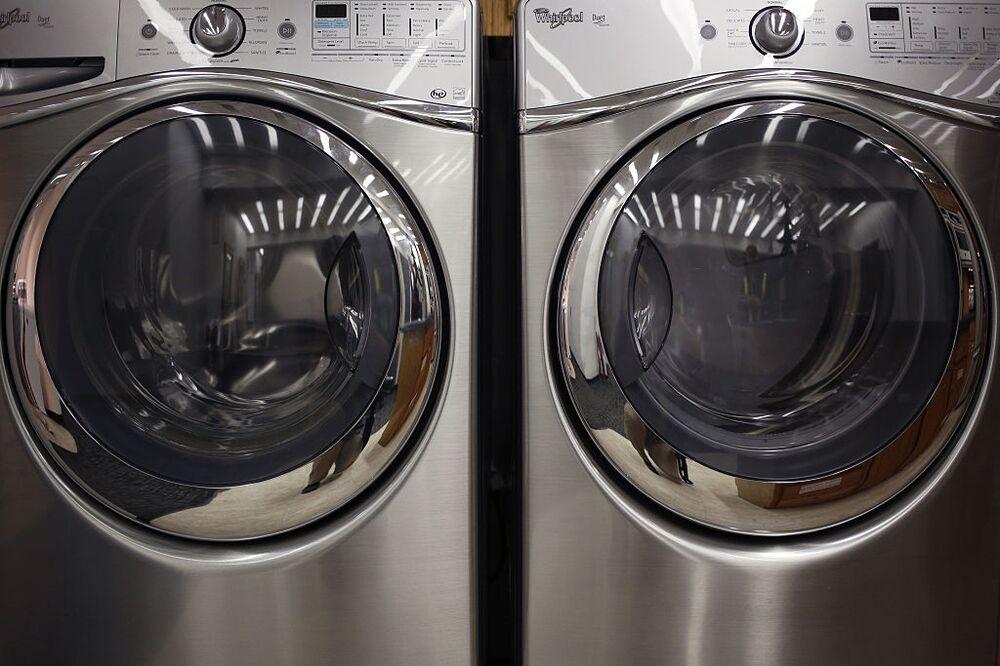 Ode to a Washing Machine