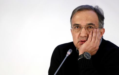 Chrysler & Fiat CEO Sergio Marchionne