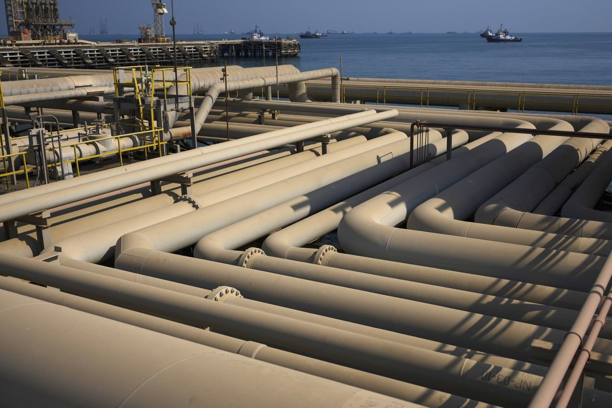 Aramco Hires Morgan Stanley for Gas Pipeline Stake Sale