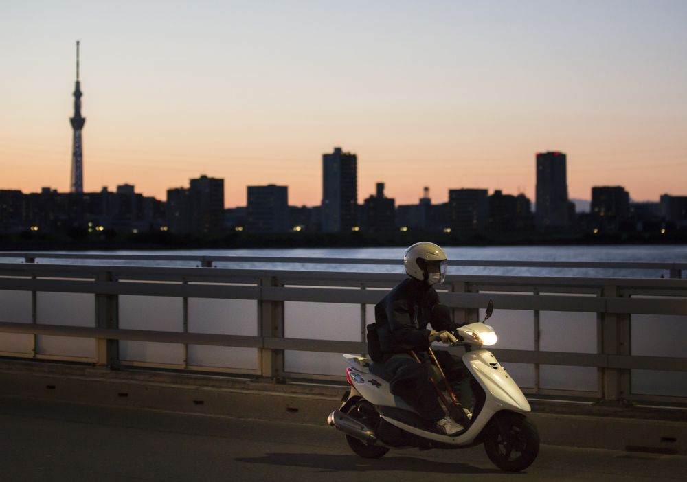 This 50cc Japanese Icon May Be About to Go Extinct - Bloomberg