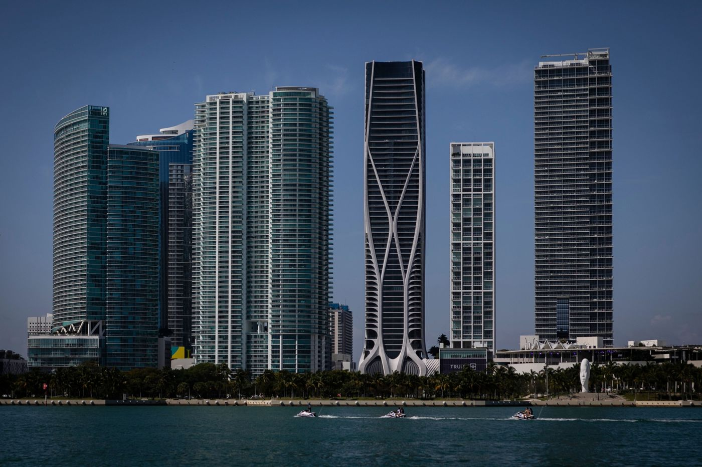In 2017, South Florida development officials went into overdrive to pitch wealthy Northeasterners on the value of moving to zero-income-tax Florida.