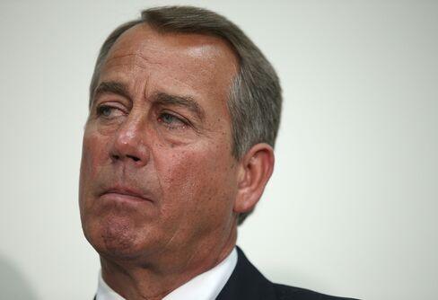 Boehner Urges Obama to 'Get Serious' About U.S. Budget Talks