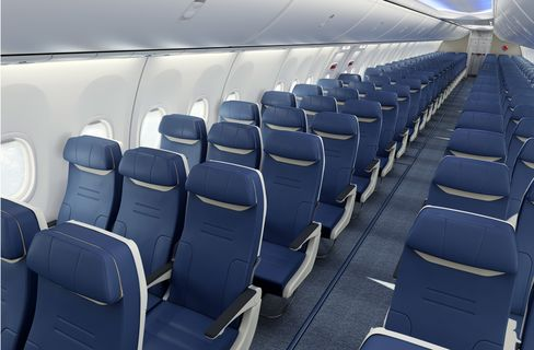 New Seats for Southwest