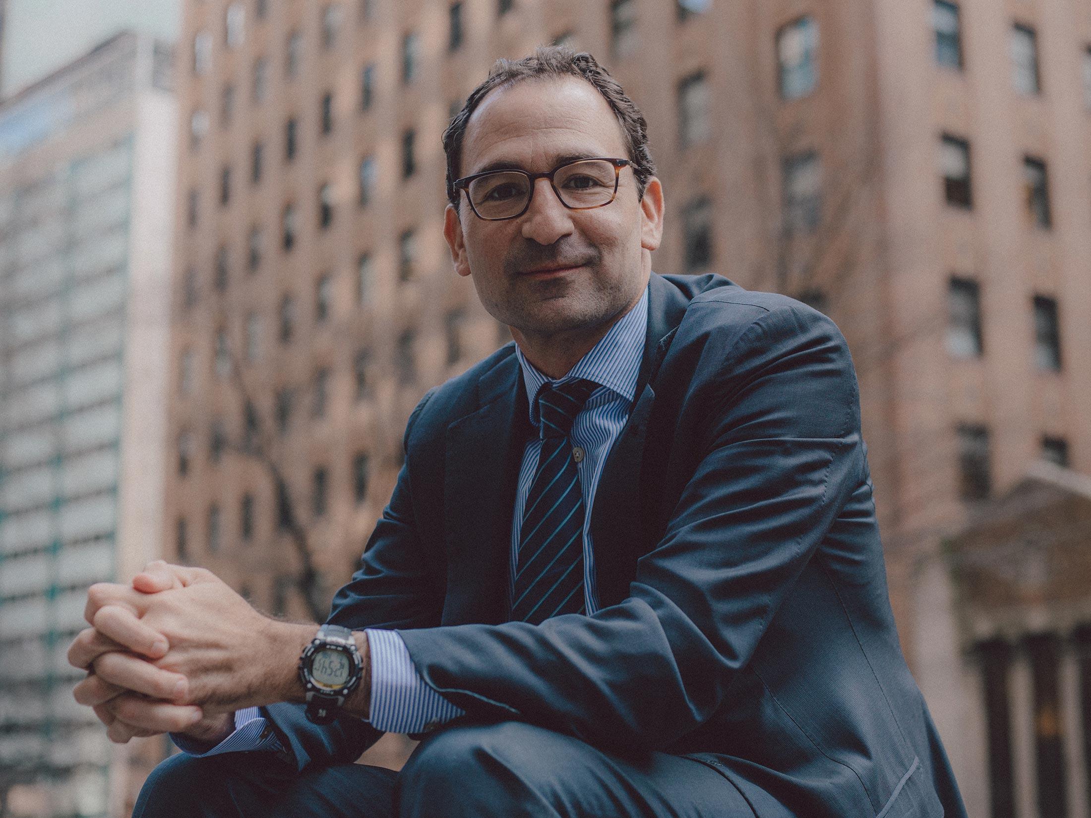 bloomberg.com - Jason Kelly - Blackstone President and COO Jonathan Gray Sees Volatility Ahead