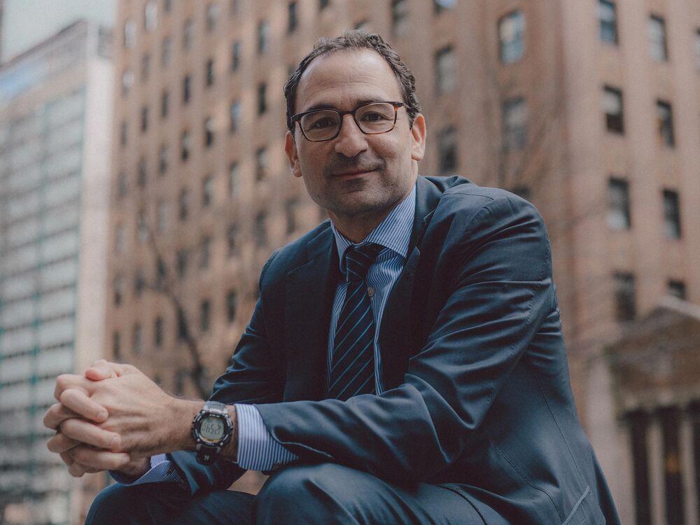 Blackstone President and COO Jonathan Gray Sees Volatility Ahead ...