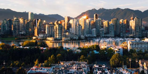 No. 5 Best Quality of Life (tie): Vancouver, Canada