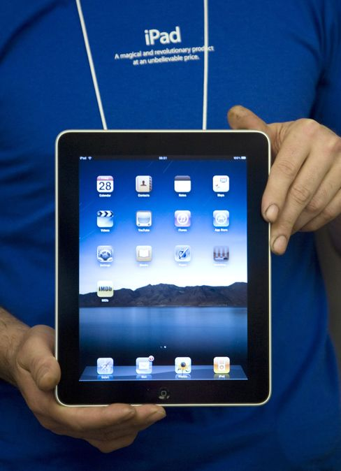 Apple May Unveil Next IPad by June 2011, Goldman Says