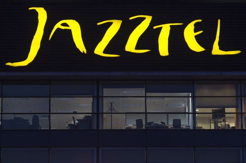 Jazztel CEO Sees Potential 'Upside' for Targets as Economy Grows