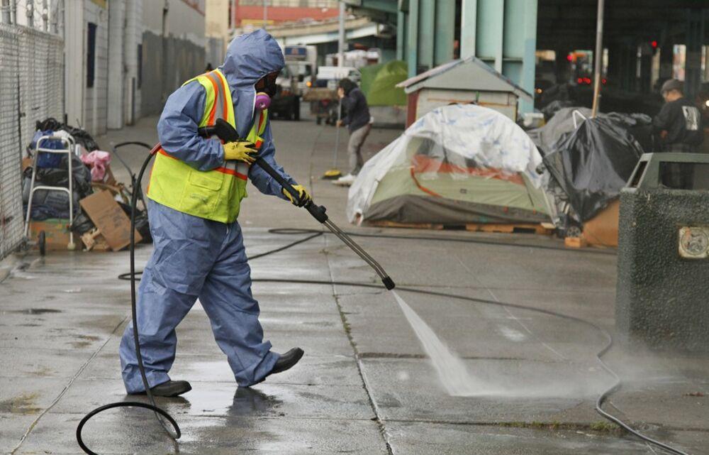 San Francisco's Sidewalk Poop Crisis, Explained - Bloomberg