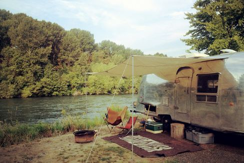 The Airstream Office