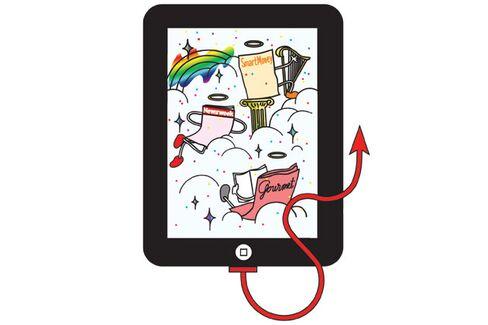 Digital Media Dreams, Elusive Profits