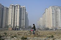 Housing Developments in Noida as Phantom Flats Have Homebuyers Fleeing a Once-Hot Property Market