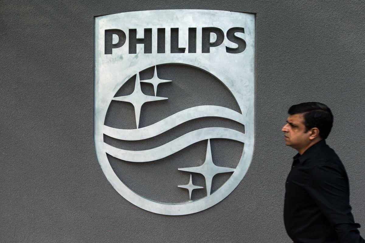 Philips Picks Goldman, JPMorgan for Appliance Unit Sale