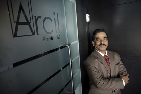 Asset Reconstruction Company (India) Ltd. CEO  P. Rudran