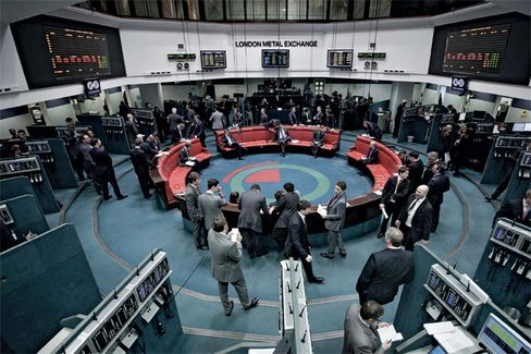 For Sale: The London Metal Exchange?