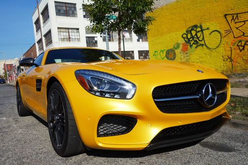 The AMG GT S is hand-built in Stuttgart, Germany, by AMG, the F1-influenced racing division at Mercedes.
