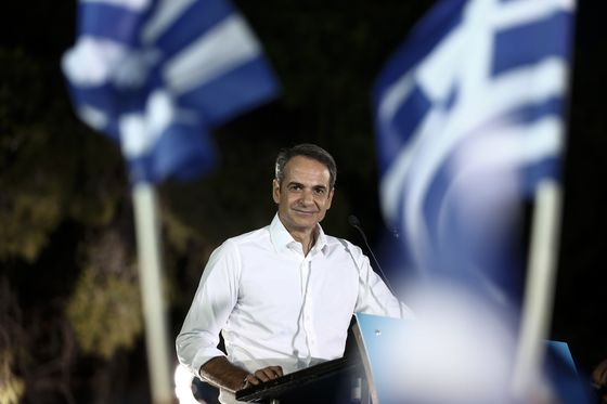 Greek Premier Vows He'll Persuade Creditors to Ease Budget Rules