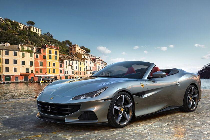 relates to フェラーリ、パワーアップした「ポルトフィーノ」新モデル公開
