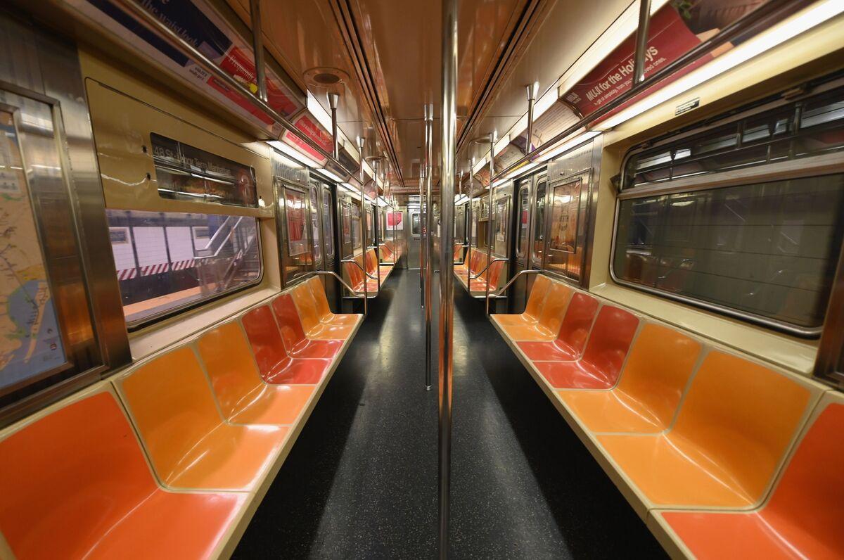 The U.S. Economy Is Riding On New York's Subways