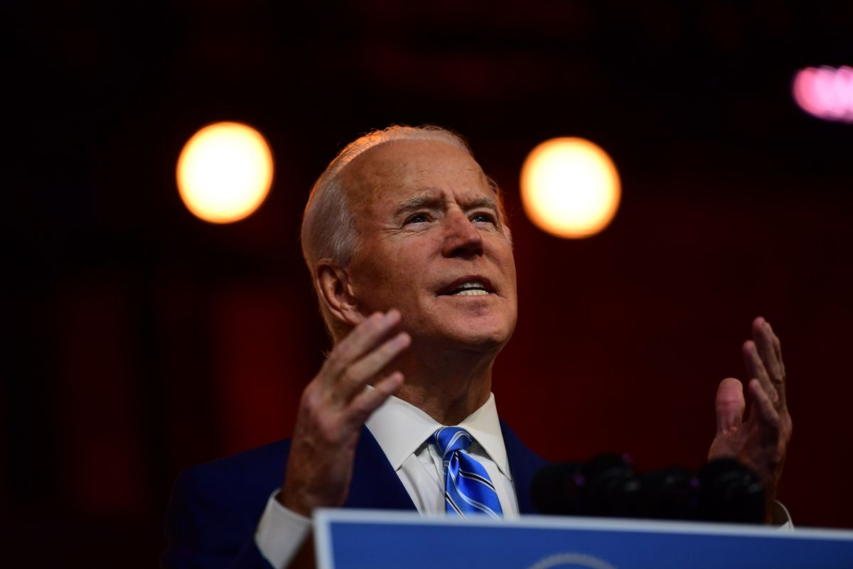 Biden Is Going to Need Some Help With His Agenda