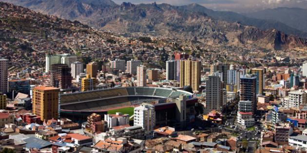 No. 3 Cheapest City for Expensive Living: La Paz, Bolivia