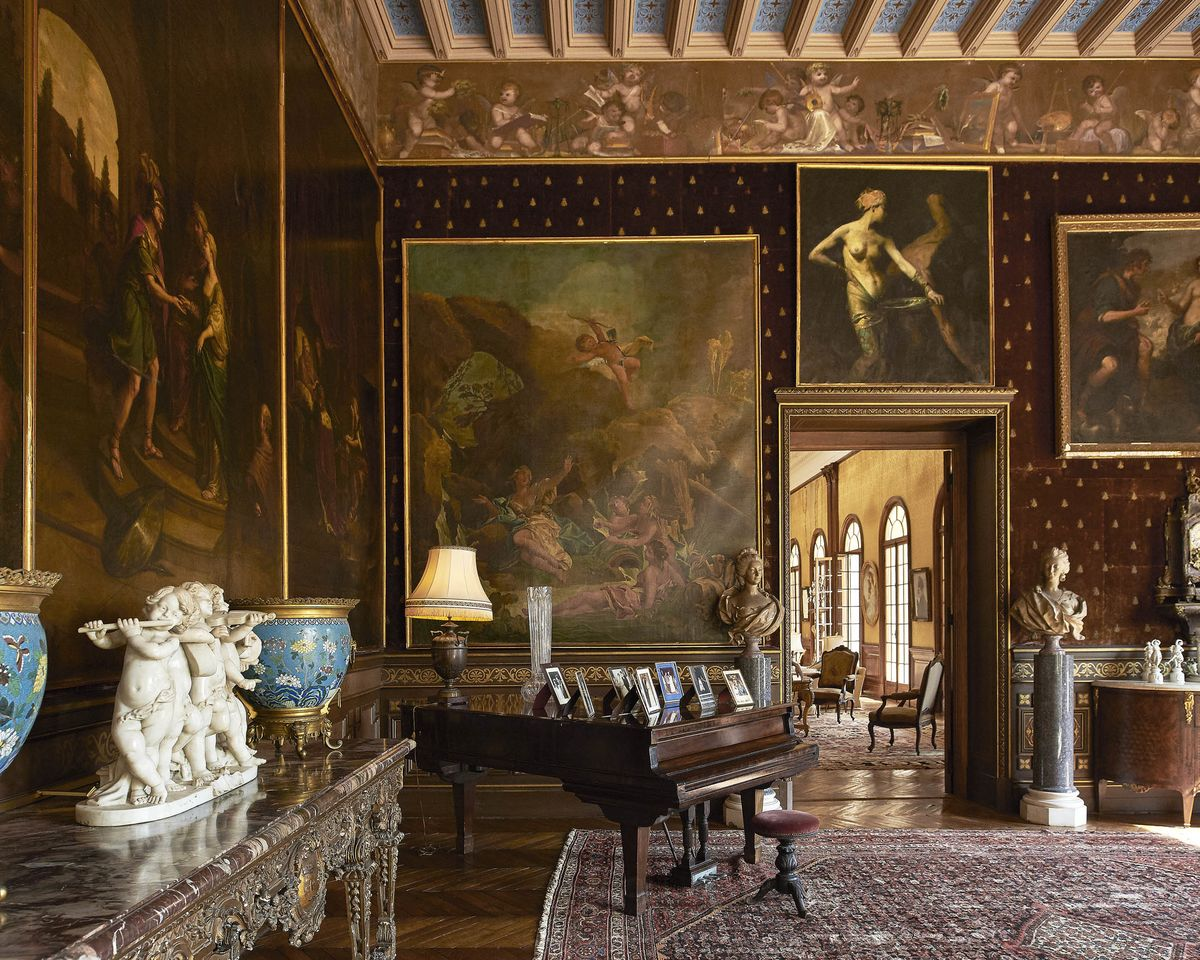 Look Inside Villa Les Cedres, the Most Expensive House for Sale ...