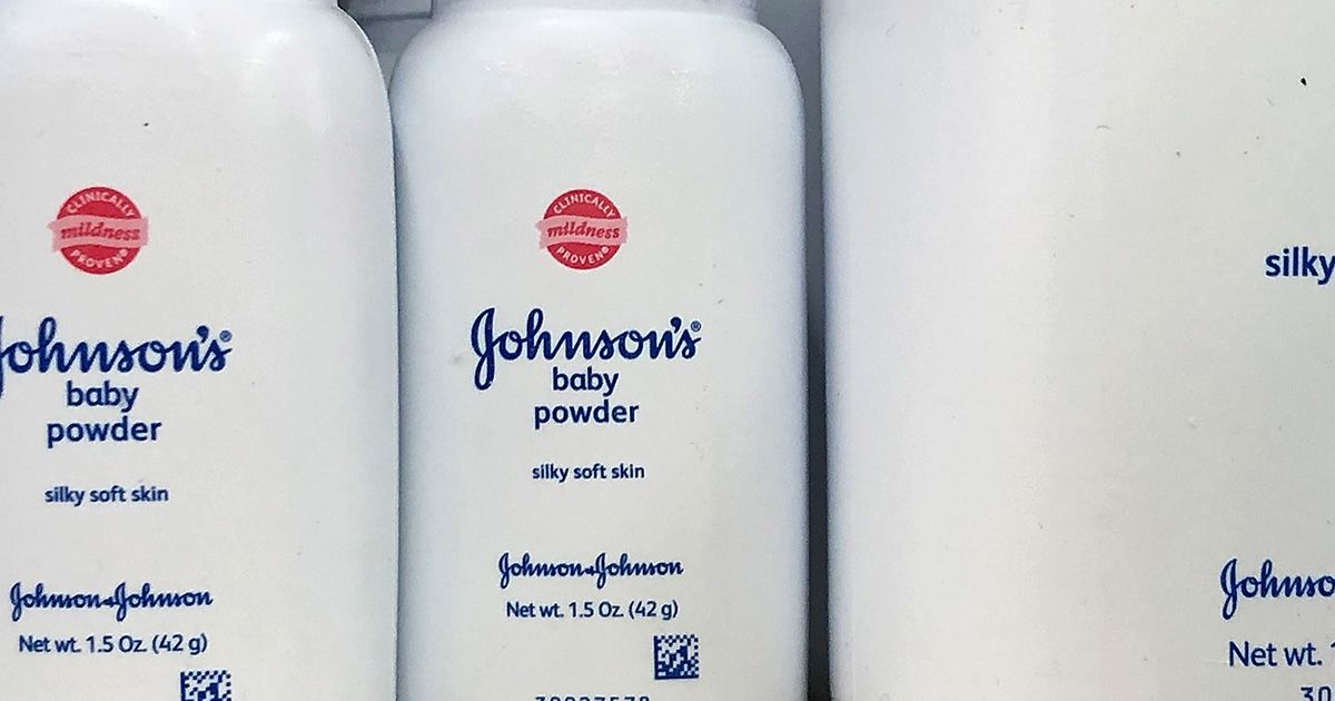 Why Johnson & Johnson Is a Litigation Magnet - Bloomberg