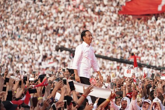 Jokowi Win to Boost Education, Healthcare Providers, Tycoon Says