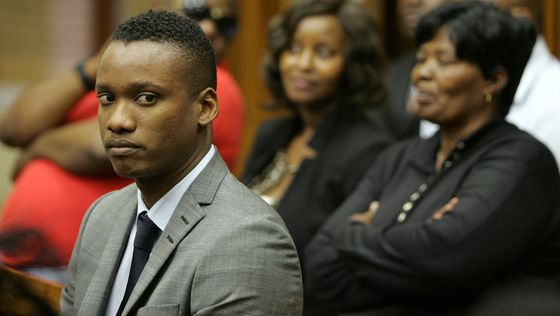 Zuma's Son to Face Court Charges
