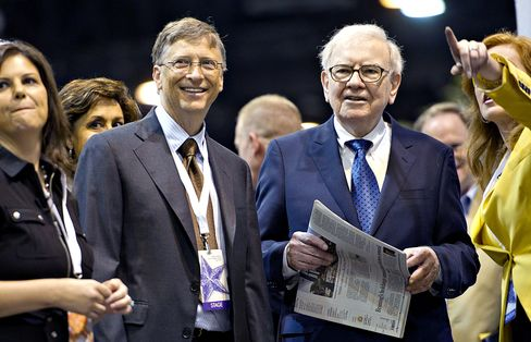 Billionaires Worth $1.9 Trillion Seek 2013 Global Advantage