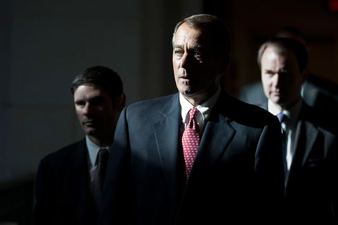Boehner's Big Concessions May Not Avert the Fiscal Cliff