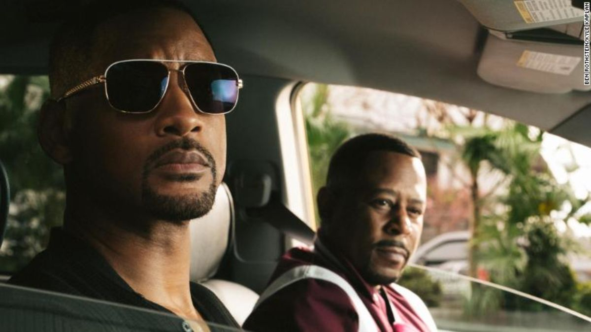 'Bad Boys' Draws on Stars' Chemistry to Repeat Atop Box Office