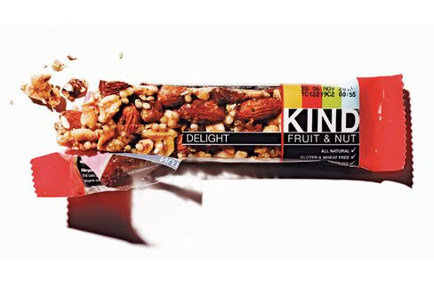 Kind Healthy Snacks Goes From Small to Big
