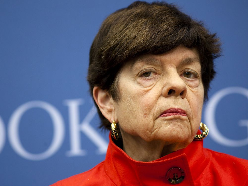 How Alice Rivlin Helped Save the American Economy