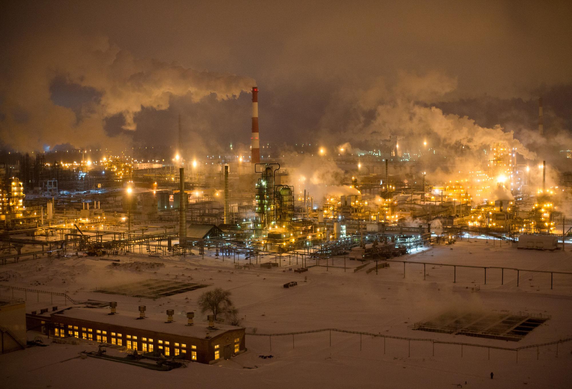 Inside Rosneft PJSC's Neftepererabotka Downstream Oil Refinery As Non-OPEC Members Pledge To Trim Supply