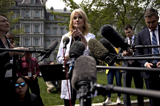 Conway Comments on Synagogue Attack, Says White Nationalism Among Many Threats