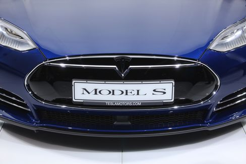 Just 958 of Tesla's 81,800-euro ($92,000) Model S, its only vehicle, sold in Germany in the eight months through August.