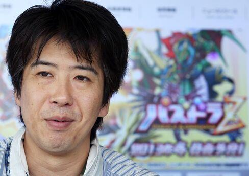 GungHo Online Entertainment Kazuki Morishita
