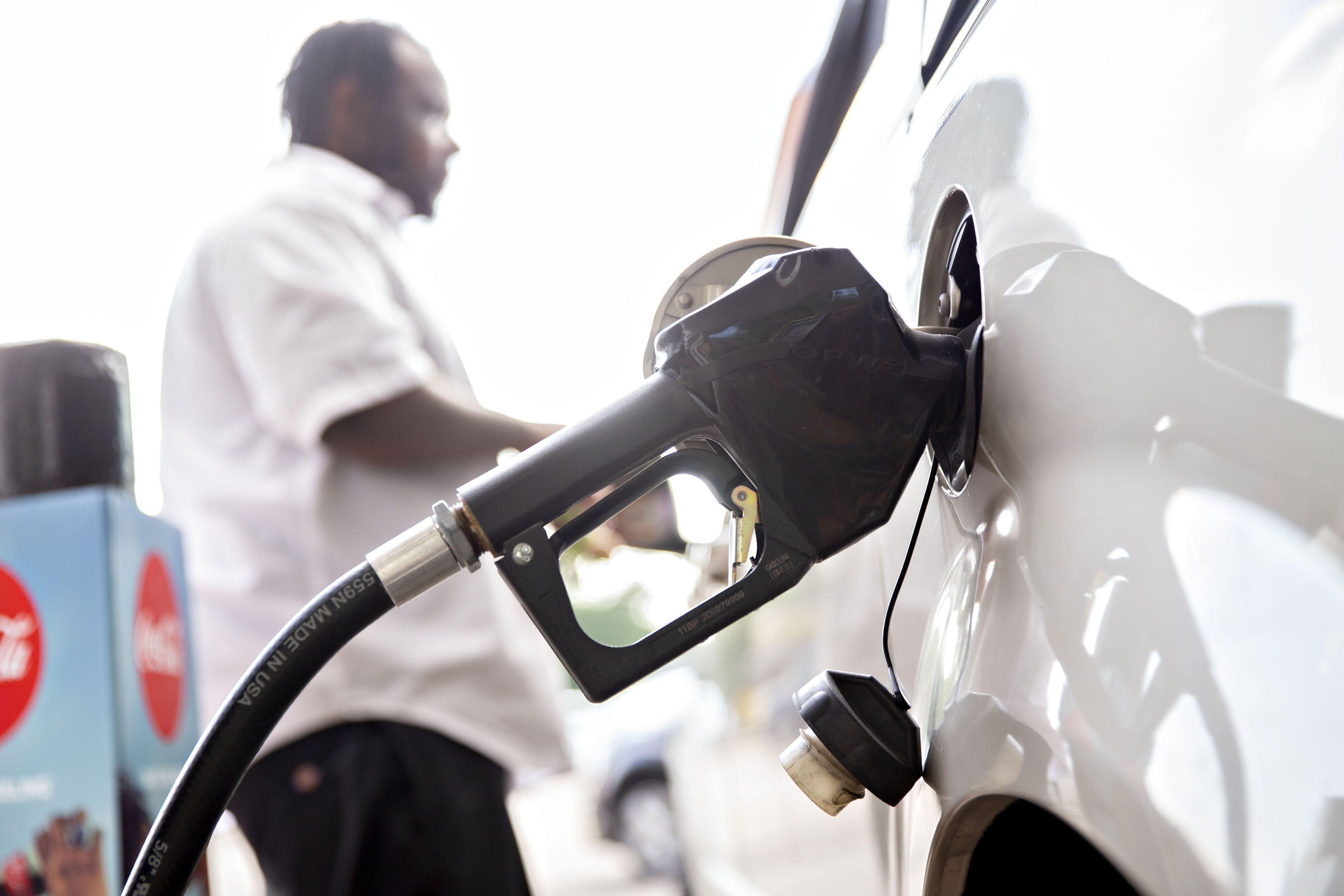 bloomberg.com - Saleha Mohsin - Gas-Tax Hike Is in Play as Trump Weighs Infrastructure Politics